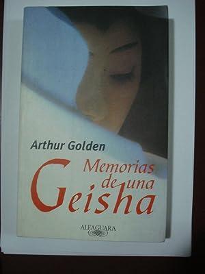 MEMORIAS DE UNA GEISHA: GOLDEN, Arthur