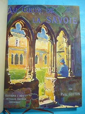 AU COEUR DE LA SAVOIE: GUITON, Paul