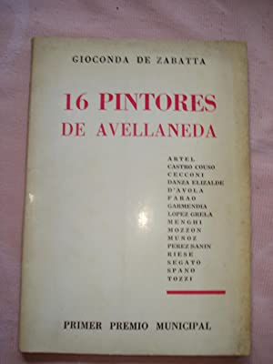 16 PINTORES DE AVELLANEDA: DE ZABATTA, Gioconda