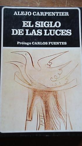EL SIGLO DE LAS LUCES: CARPENTIER, Alejo