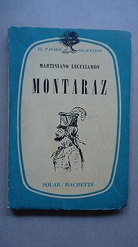 MONTARAZ. COSTUMBRES ARGENTINAS: LEGUIZAMÓN, Martiniano
