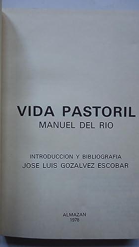 VIDA PASTORIL: DEL RIO, Manuel