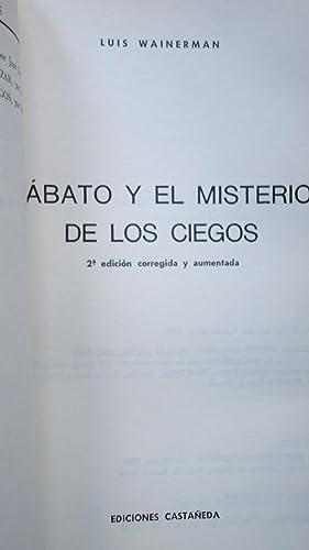 SÁBATO Y EL MISTERIO DE LOS CIEGOS: WAINERMAN, Luis