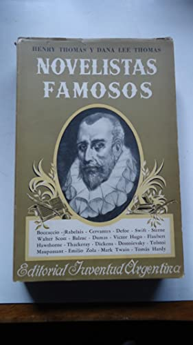NOVELISTAS FAMOSOS: THOMAS, Henry + THOMAS, Dana Lee