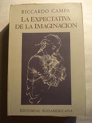 LA EXPECTATIVA DE LA IMAGINACION.: CAMPA, Riccardo