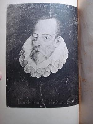MIGUEL DE CERVANTES SAAVEDRA. A MEMOIR.: FITZMAURICE KELLY, James