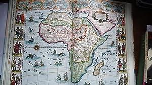 HISPANIA PORTUGALLIA ÁFRICA & AMÉRICA. ESPAÑA, PORTUGAL, ÁFRICA Y ...