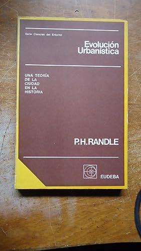EVOLUCIÓN URBANÍSTICA: RANDLE, Patricio H.