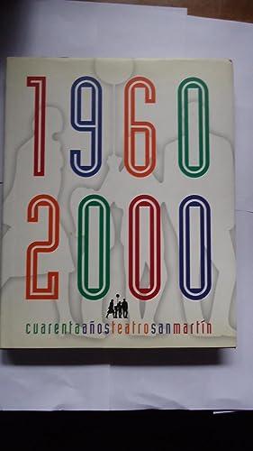1960-2000 CUARENTA AÑOS TEATRO SAN MARTÍN: KIVE, Staiff