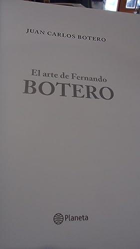 EL ARTE DE FERNANDO BOTERO: BOTERO, Juan Carlos