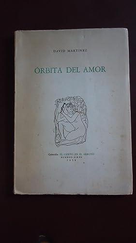 ÓRBITA DEL AMOR: MART�NEZ, David