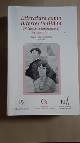 SIMPOSIO INTERNACIONAL DE LITERATURA. Nro. 9. (1991: ARANCIBIA, Juana Alcira