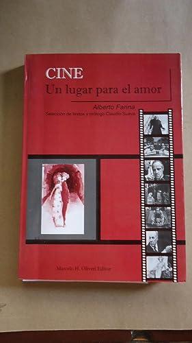 CINE, UN LUGAR PARA EL AMOR: FARINA, Alberto