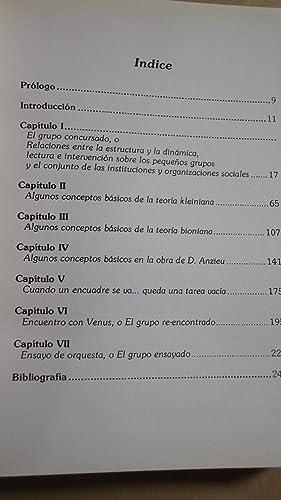 GRUPO, ESA POSIBLE IMPOSIBILIDAD: ROUSSEAU, Mignon