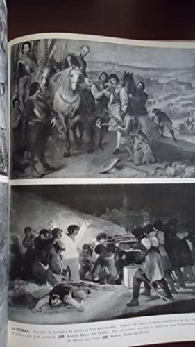 EL ARTE ESPAÑOL EN SUS ESTILOS Y EN SUS FORMAS. Con 345 Ilustraciones: GAYA NUÑO, Juan ...