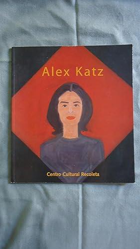 ALEX KATZ: CENTRO CULTURAL RECOLETA / MUSEO SÍVORI