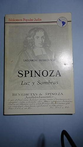 SPINOZA. LUZ Y SOMBRAS: SUSKOVICH, Salomón