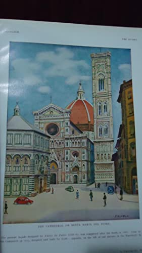 WONDERS OF ITALY. THE MONUMENTS OF ANTIQUITY. THE CHURCHES, THE PALACES, THE TREASURES OF ART. ...