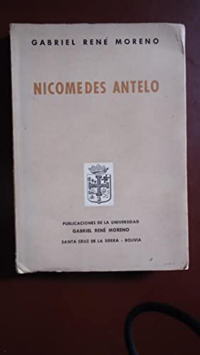 NICOMEDES ANTELO: MORENO, Gabriel René