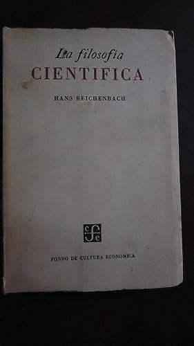 LA FILOSOFÍA CIENTÍFICA: REICHENBACH, Hans