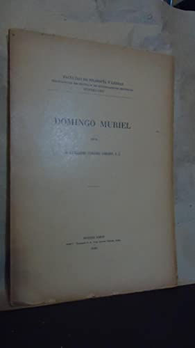 DOMINGO MURIEL: FURLONG CARDIFF, Guillermo S.J.