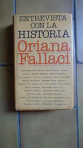 ENTREVISTA CON LA HISTORIA: FALLACI, Oriana