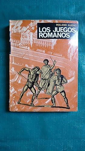 LOS JUEGOS ROMANOS: AUGUET, Roland