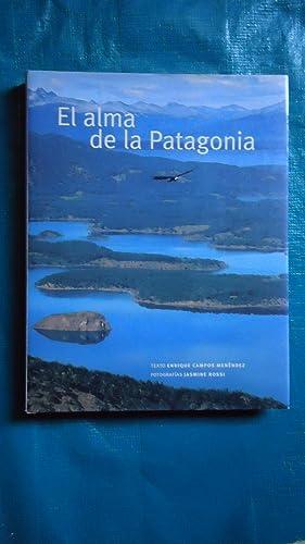 EL ALMA DE LA PATAGONIA: CAMPOS MENÉNDEZ, Enrique