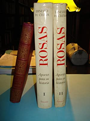 ROSAS. APORTES PARA SU HISTORIA: CELESIA, Ernesto H.