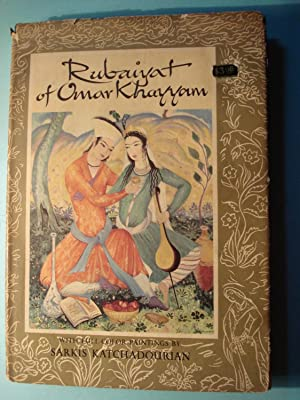 RUBAIYAT OF OMAR KHAYYAM. Rendered into English: KHAYYAM, Omar