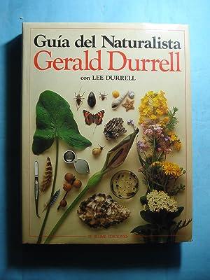 GUÍA DEL NATURALISTA: DURRELL, Lee + DURRELL, Gerald