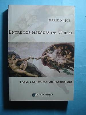 ENTRE LOS PLIEGUES DE LO REAL. FORMAS DEL CONOCIMIENTO HUMANO: JOB, Alfredo J.