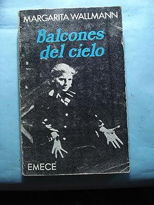 BALCONES DEL CIELO: WALLMANN, Margarita