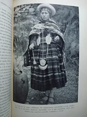 LA PIEDRA MÁGICA. VIDA Y COSTUMBRE DE LOS INDIOS CALLAHUAYAS DE BOLIVIA: OTERO, Gustavo ...