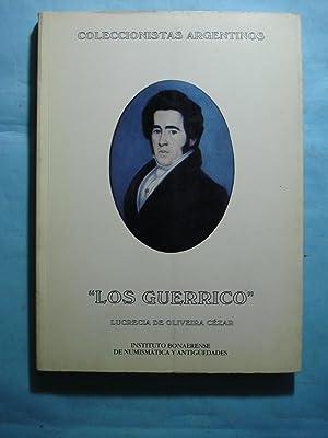 LOS GUERRICO. LOS COLECCIONISTAS: DE OLIVEIRA CÉZAR,