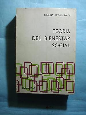 TEORÍA DEL BIENESTAR SOCIAL: SMITH, Edmund Arthur