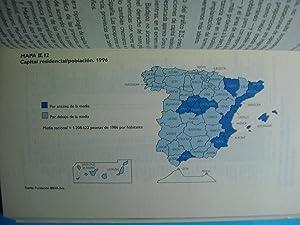 LA EVOLUCIÓN ECONÓMICA DE LAS PROVINCIAS ESPAÑOLAS (1955-1998). 2 VOLÚ...