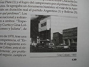 ESQUEL. DEL SISMO AL NO A LA MINA: ORIOLA, Jorge