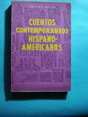 CUENTOS CONTEMPORÁNEOS HISPANOAMERICANOS: NAZOA, Aquiles