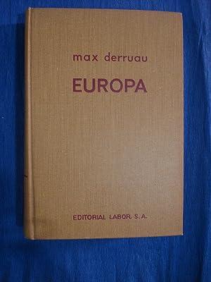 EUROPA: DERRUAU, Max