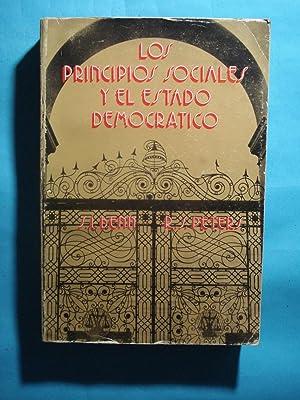 LOS PRINCIPIOS SOCIALES Y EL ESTADO DEMOCRÁTICO: BENN, S.I. + PETERS, R.S.