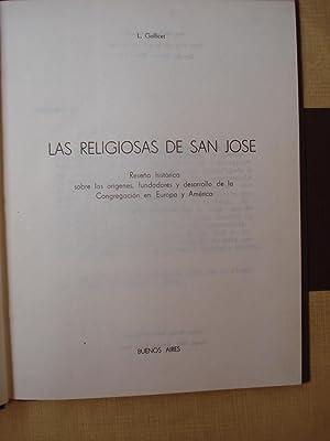 LAS RELIGIOSAS DE SAN JOSÉ: GALLICET, L.