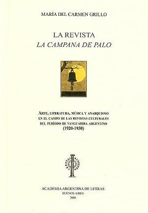 """LA REVISTA """"LA CAMPANA DE PALO"""": GRILLO, María del Carmen"""
