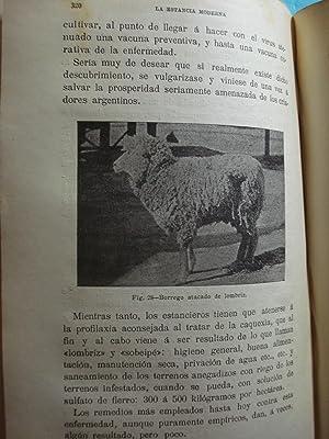 LA CRIA DEL GANADO EN LA ESTANCIA MODERNA. MANUAL DEL ESTANCIERO. Plantación y Administraci&...