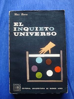 EL INQUIETO UNIVERSO: BORN, Max