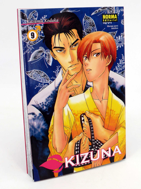 KIZUNA 9. (Kazuma Kodaka) Norma, 2008. OFRT antes 8E - Kazuma Kodaka