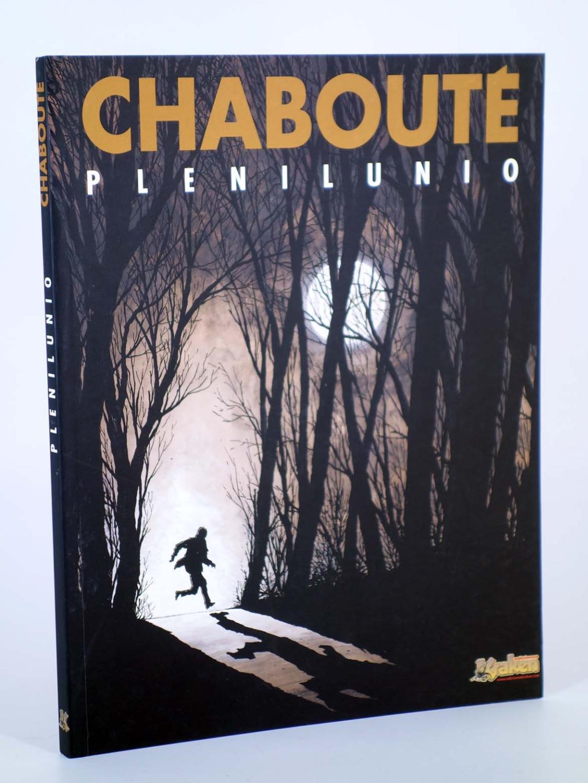 PLENILUNIO (Chabouté) Kraken, 2008. OFRT antes 12,5E - Chabouté