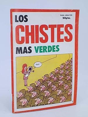 LOS CHISTES MÁS VERDES DEL MUNDO 1.: Lassalvy y otros