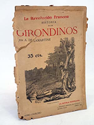 LA NOVELA ILUSTRADA II ÉPOCA 233. HISTORIA: A. de Lamartine