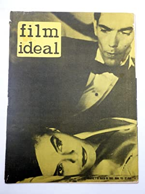 REVISTA FILM IDEAL 115. (VVAA) Film Ideal, 1962